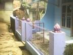 Rumah Dalam Gang Jalan Banjaran Bandung